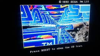 Odd issue with my 32x and Sega CD
