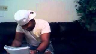 Romeo aka Dboy exclusive-All I want is you cover