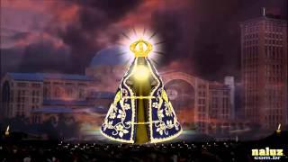 Oração a Nossa Senhora Aparecida em 3D