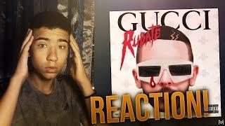 GUCCI RUBATE REACTION || ENZO DONG