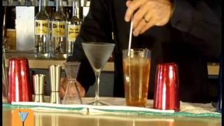 Manhattan Cocktail Video Drink Recipe