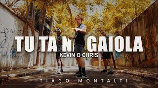 TU TA NA GAIOLA - Kevin o Chris I Coreógrafo Tiago Montalti