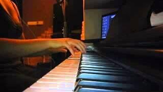 Zséda - Ajtók Mögött (piano cover)