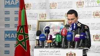 Mustapha El Khalfi dresse le bilan de la Conférence sur les migrations