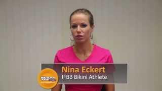 3 Abnehmtipps von Bikini Athletin Nina Eckert