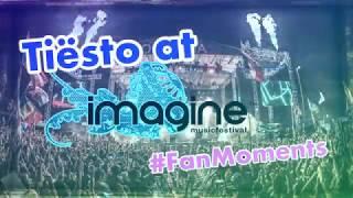 Tiësto at Imagine Festival 2017 (Fan Moments)