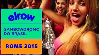 ELROW GOES TO ROMA - Spazio 900 - 5th DIC.2015