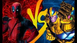Deadpool Vs Thanos RAP || Español 2018 || playerVASH ft. ZanDeR DracKo