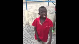 Future Wizkid, Davido or Olamide? Talented Agege youths freestyle and people are impressed.