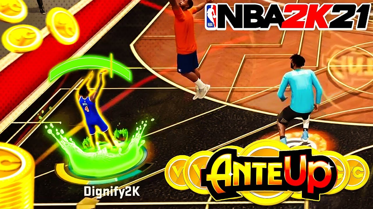 """Dignify2K - 5'7"""" NATE ROBINSON Build DOMINATES  the COMP STAGE on NBA 2K21"""