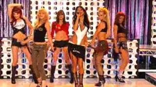 pussycat dolls- buttons & beep