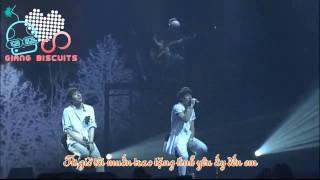 [Vietsub] White confession-INFINITE Sunggyu & Woohyun live