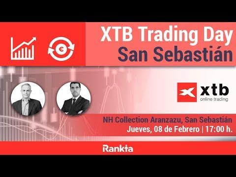 Streaming - XTB Trading Day San Sebastián