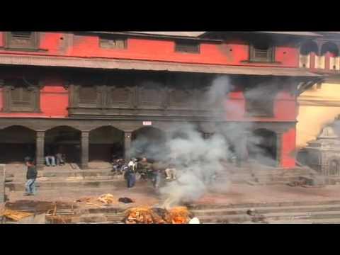 Kathmandu, Nepal Episode 1 Pashupatinath