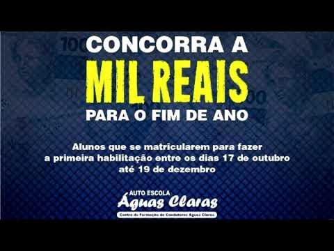 Faça sua habilitação na CFC-Águas Claras e concorra a 1000 mil reais - Cidade Portal