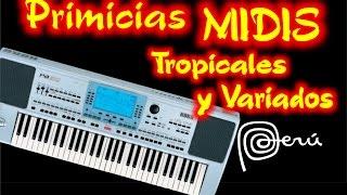 Primicias midi karaoke - Ocobamba - me tienes loca (pista Mp3)