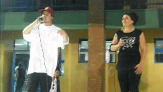 COSAS DE BARRIO -Mc Repac ft Lady Faby