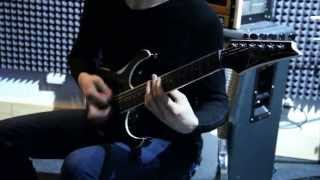 For Today - Foundation (instrumental version + my solo)