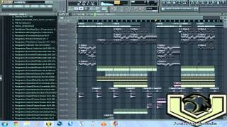 Fl Studio 10 Aycan - Lambada_Dance_Edit_2013 JoalcónAnedaRecords FLP