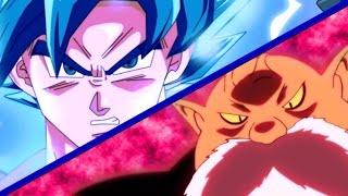 Dragon Ball Super [AMV] - Goku vs Toppo