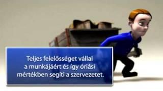 Ki az értékes munkaerő? avagy ki húzza a szekeret. Performia Hungary-Szekér
