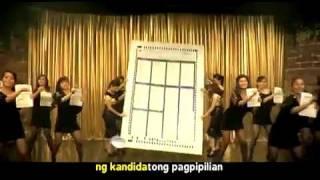 SEX BOMB GIRLS - BILOG NA HUGIS ITLOG! [OFFICIAL MUSIC VIDEO! ]