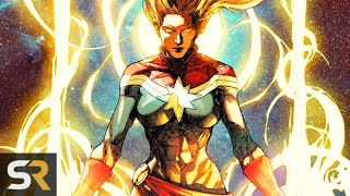 Captain Marvel's Superpowers Explained width=