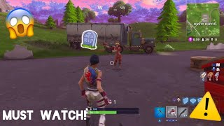 The most DISRESPECTFUL moment on Fortnite Battle Royale! Must watch! Saddest moment on fortnite!