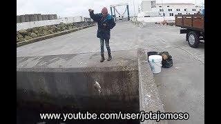 Fishing video, Pesca aos sargos. / Pesca Açores / Azores fishing