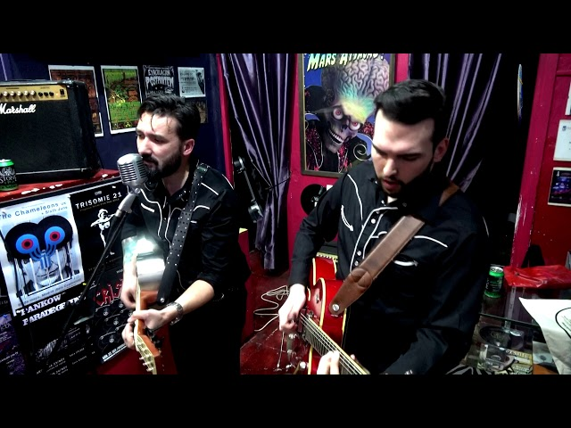 Video oficial de Reverendo & The New Preacher Boys