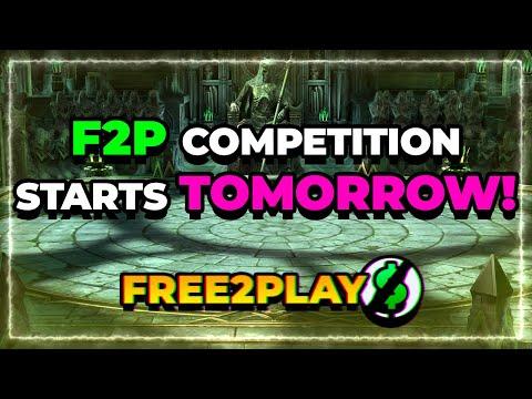 f2p Competition TOMORROW! | RAID Shadow Legends
