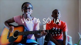 Cláudio Fénix Ft. Lil Sent - Volta só Já (Ka Neto Ft NU El) Cover