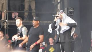 Prophets Of Rage : How I Could Just Kill A Man, live @ Download Festival, UK 2017