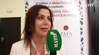 ACOA 2019 : Déclaration de Leila El Andaloussi, présidente de la commission communication à l'Ordre des Experts-Comptables