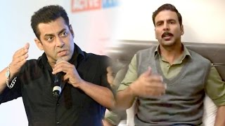Akshay Kumar's Shocking INSULT To Salman Khan & Others On Pakistan Controversy width=