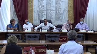 Consiglio Comunale di Marsala del 06/08/2020