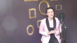 (Cover) Jessica Berube -Listen by Beyonce :  Audition For Rising Star Talent 2013