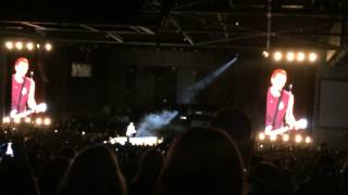 Long Way Home (part 1) ~ 5sos Concert || Concord Pavilion || July 21, 2015