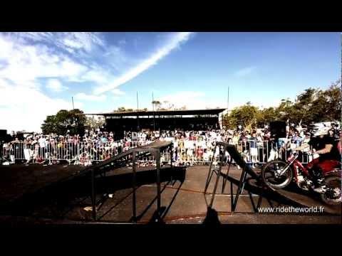 Man VS Machine – Julien DUPONT vs Kenny BELAEY – South Africa