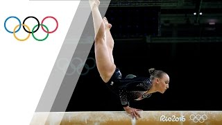 Rio Replay: Women's Balance Beam Final