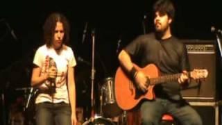 Sara e Guilherme - Um branco,  um xis, um zero - Festival de MPB Indaiatuba 2008