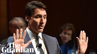 Justin Trudeau on groping claims: 'I'm confident I did not act inappropriately'