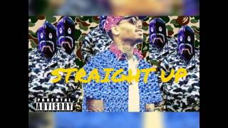 Chris Brown - Straight Up Snippet