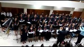 Em fervente oração - Coral IEADEPS - de Porto Segu