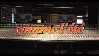 Comme l'été - Marie Pier Gamache en studio