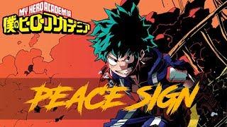 ⎡Nightcore⎦⇢ Boku No Hero Academia OP 2 I Peace Sign Remix I [400 Subs Special]