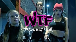 Missy Elliott - WTF (Where They From) Dance Cover by @Alvindecastro #WTFmissy #WTFvideo