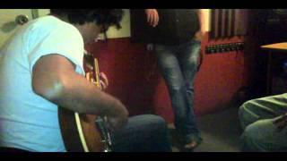 Toba - Grabación Guitarras 654 - Ene 2012