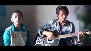 Jaba sajh parxa guitar cover