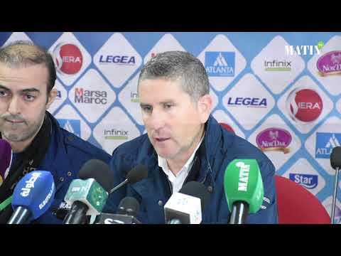"""Video : Juan Carlos Garrido : """"Maintenant, les équipes jouent contre nous avec une motivation spéciale"""""""